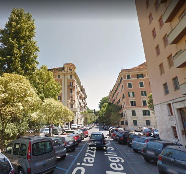 Circonvallazione Clodia ROMA
